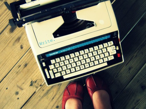redshoestypewriter