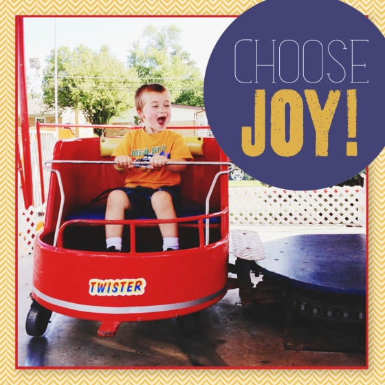 thc choose joy