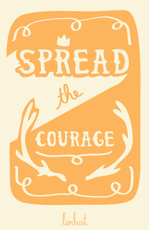 POSTER_SpreadCourage_original