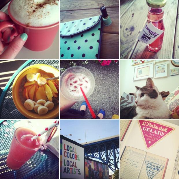 InstagramGRID